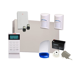 Solution 3000 with 2 Wireless PIR + Icon Codepad