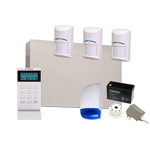 Solution 3000 with 3 PIR + Icon Codepad