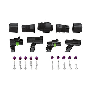 IP67 Connector Kit for MIC Camera