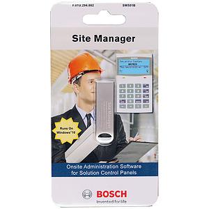 Solution Link Site Manager Software