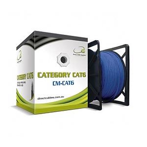 Data Cable Cat6 Blue - 305 Metre