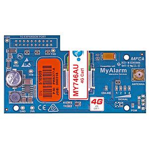 Mylarm 4G Module - MyAlarm Dual Sim Plan