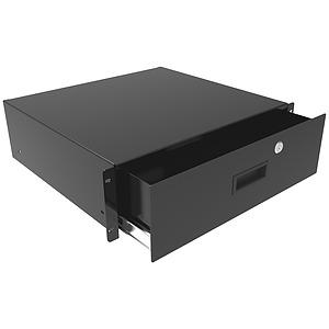 Rack Drawer - 2U Key Lockable