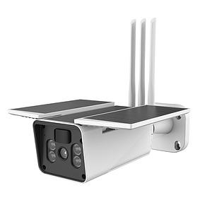 Outdoor Wifi Camera - Solar Bullet Cam